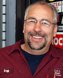 Gregg Badalich of Import Auto Care